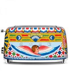 Smeg Tostapane 4 fette Dolce&Gabbana Edizione Limitata