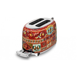 Smeg Tostapane 2 fette Dolce&Gabbana Edizione Limitata