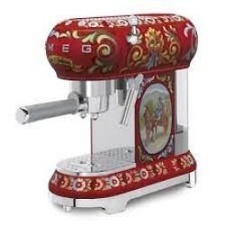 Smeg Macchina caffè te Dolce&Gabbana Edizione Limitata