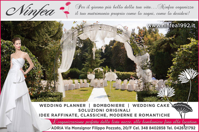 Ninfea Wedding Planner